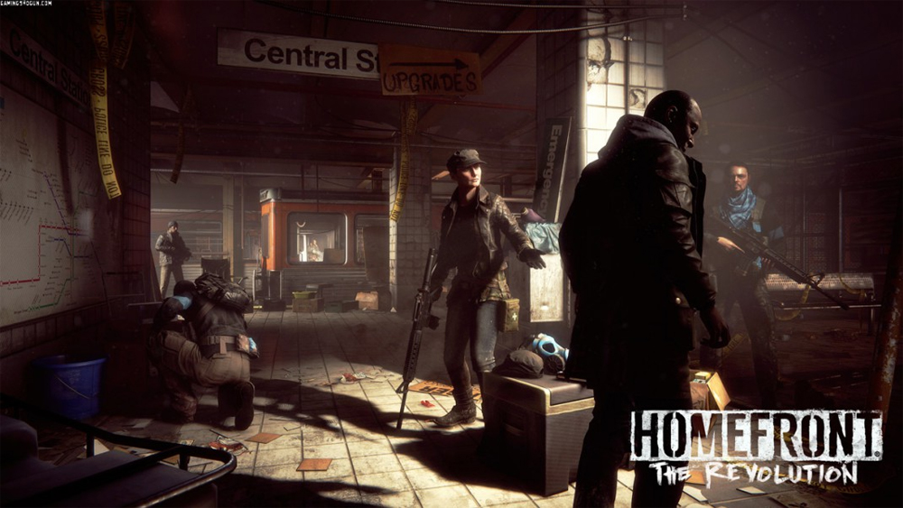 Learn About Player Progression With New Homefront Trailer