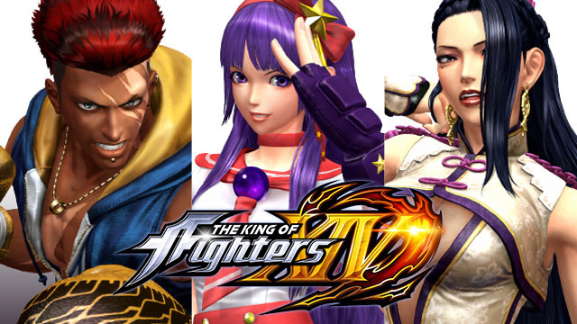 New King of Fighters 14 Trailer