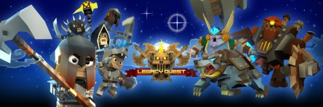 New Action RPG Legacy Quest Released on App Store and Google Play