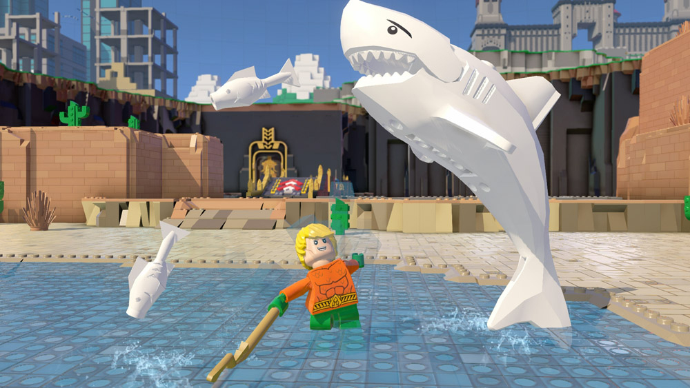 Four New LEGO Dimensions Pack Now Available