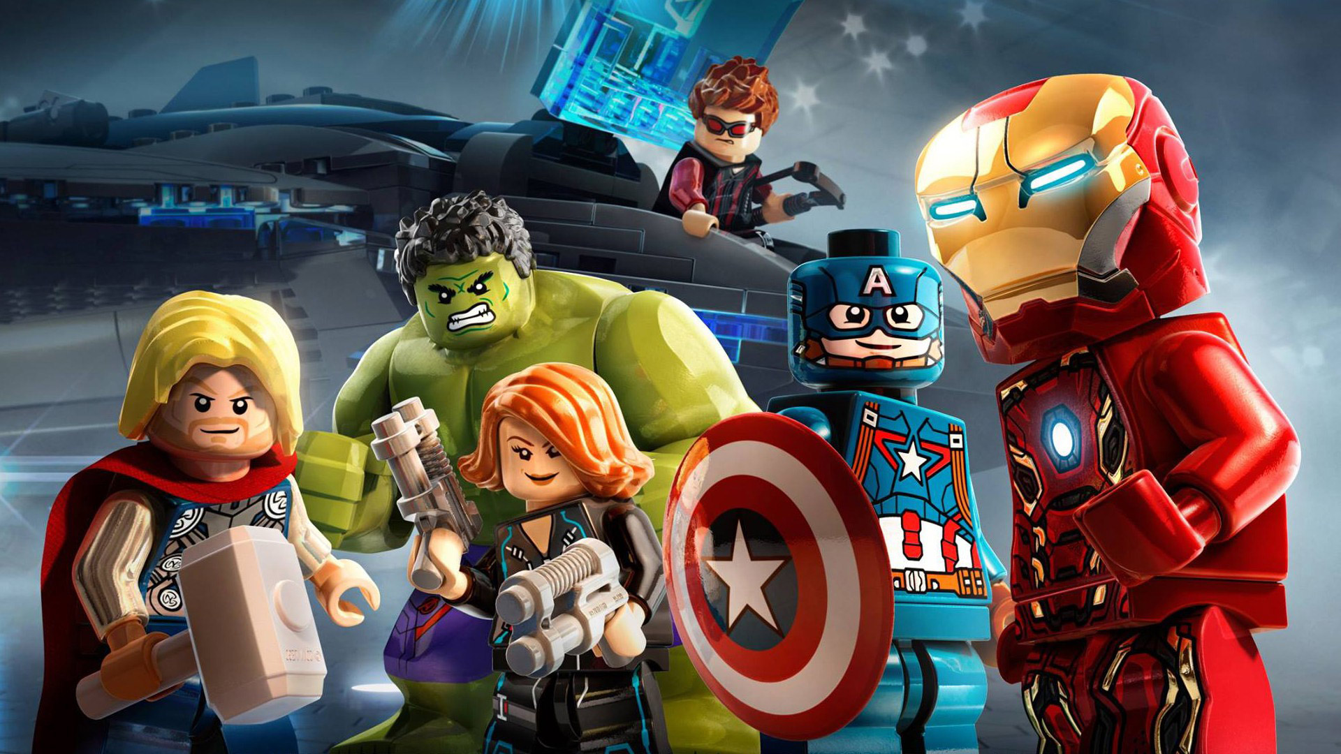 LEGO Marvel's Avengers Gets DLC and Season Pass Update