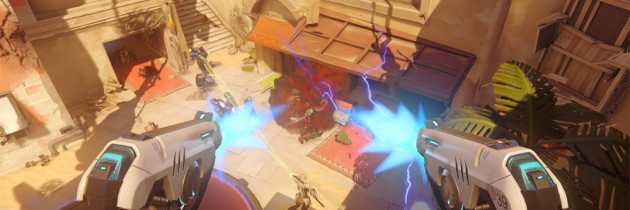 Watch An Overwatch Animated Short