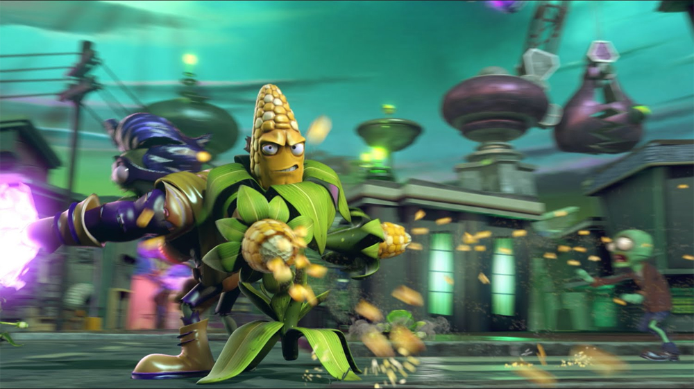 Review: Plants vs Zombies: Garden Warfare 2