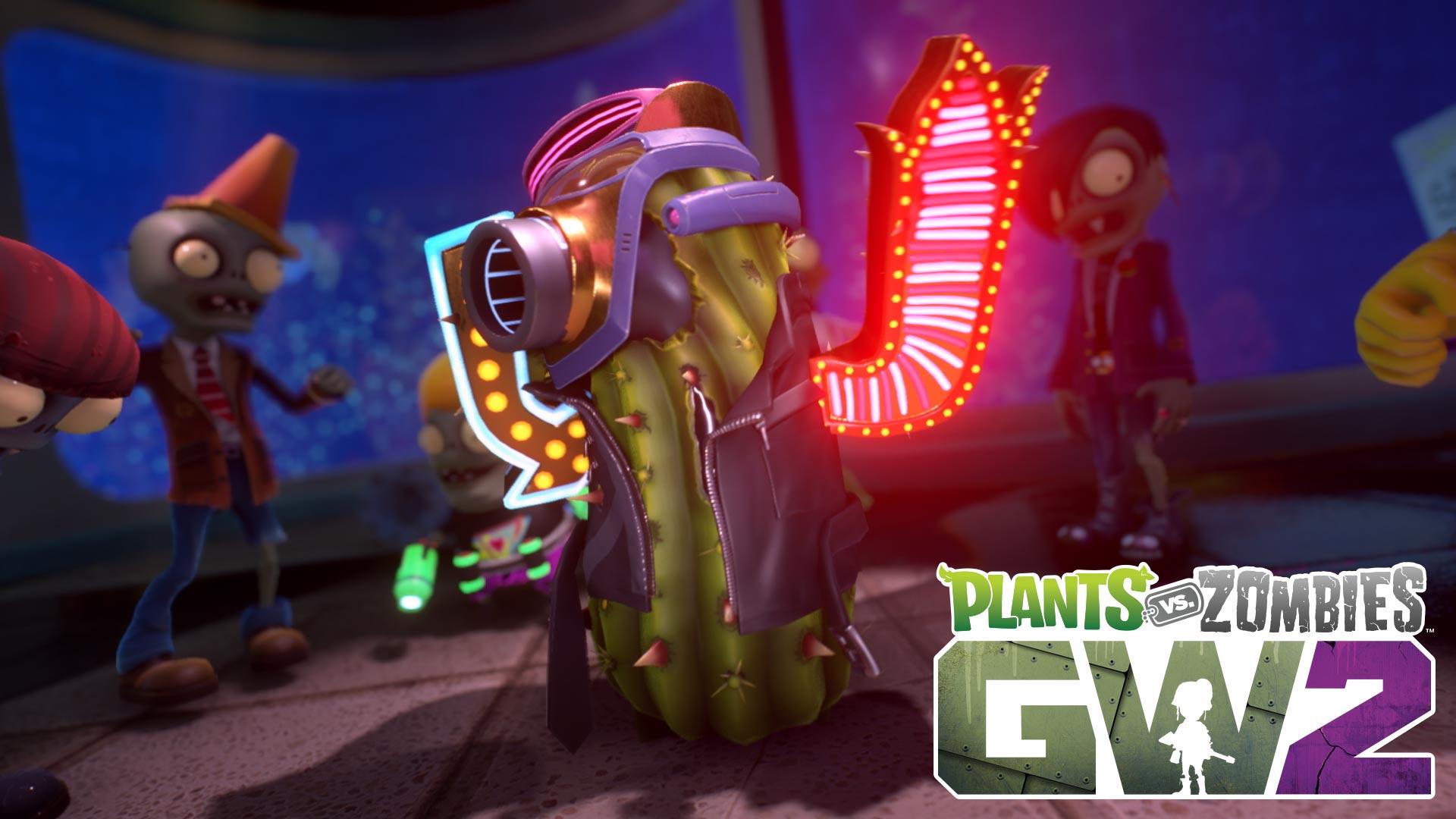 Free Plants vs. Zombies Garden Warfare 2 Update Brings New Content