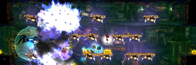 Rogue Stormers Delayed To Late April; New Trailer Released