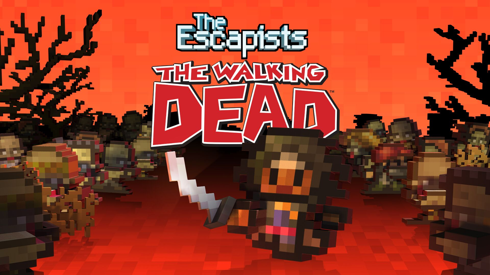 Survival Mode Update for The Escapists: The Walking Dead