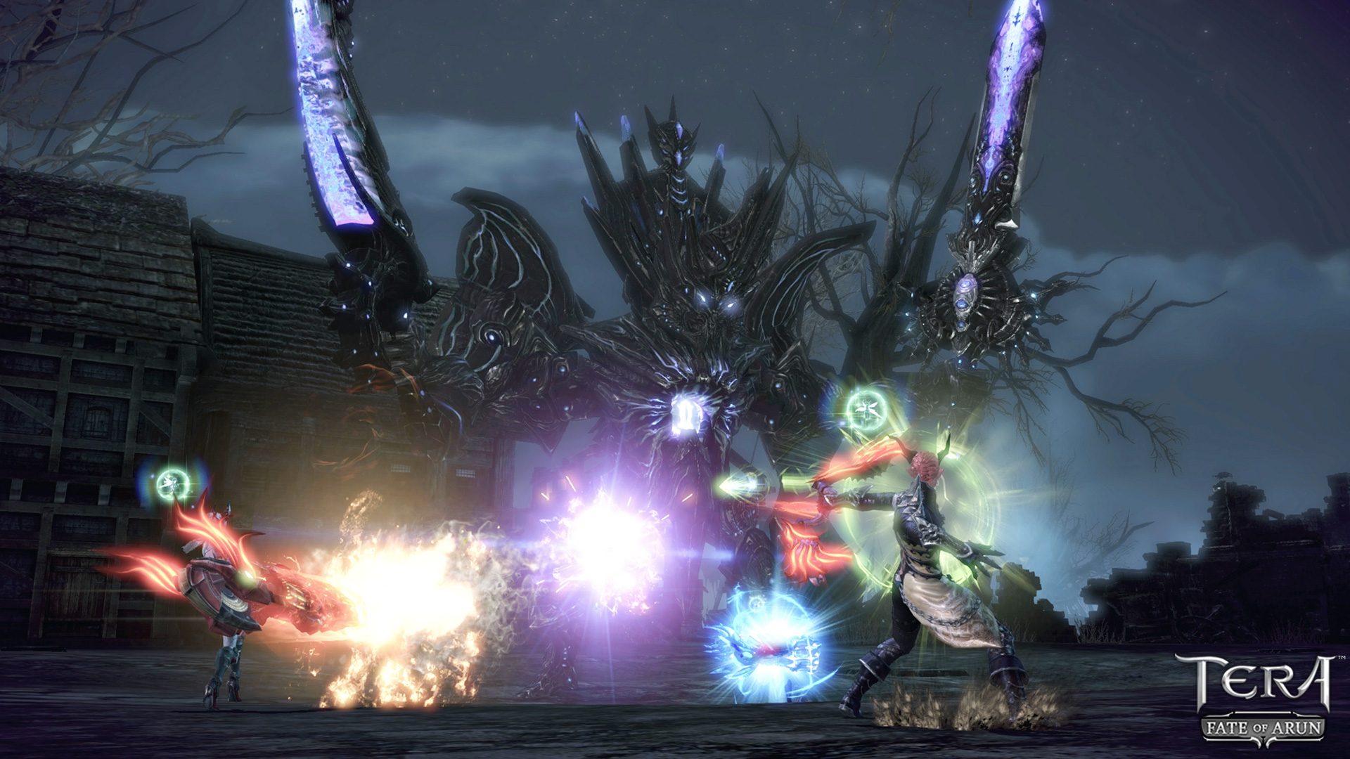 New Content for Tera: Fate of Arun