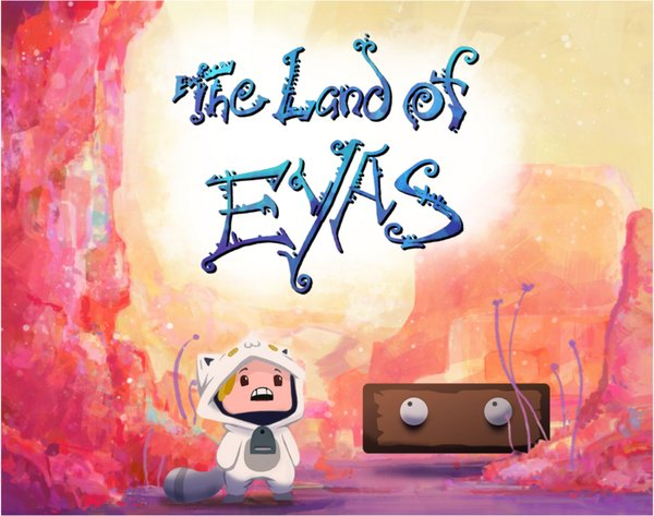Rising Star Games to Publish Gravity-Based Platformer, The Land of Eyas