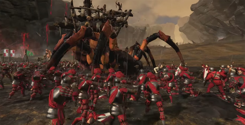 Free DLC Coming To Total War: Warhammer
