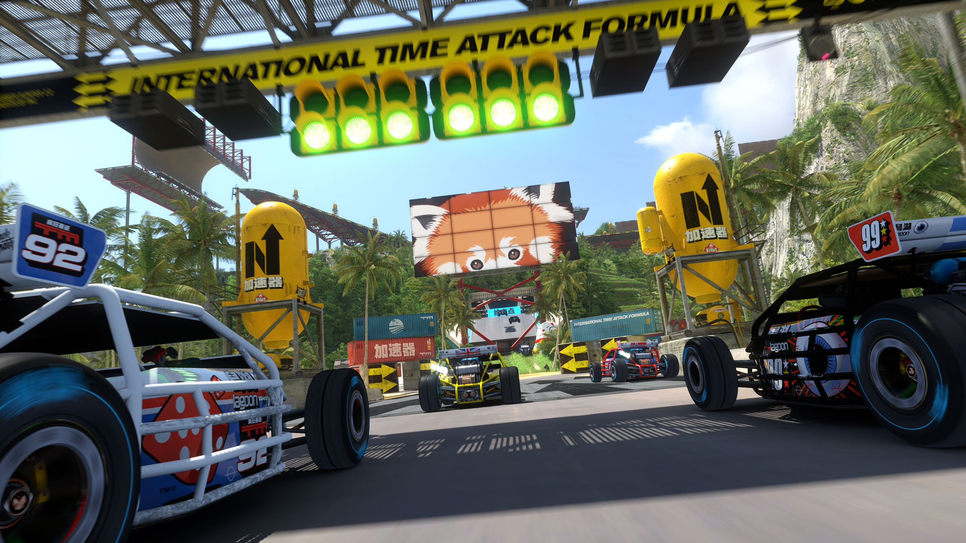 New Multiplayer Modes from Ubisoft's Trackmania Turbo