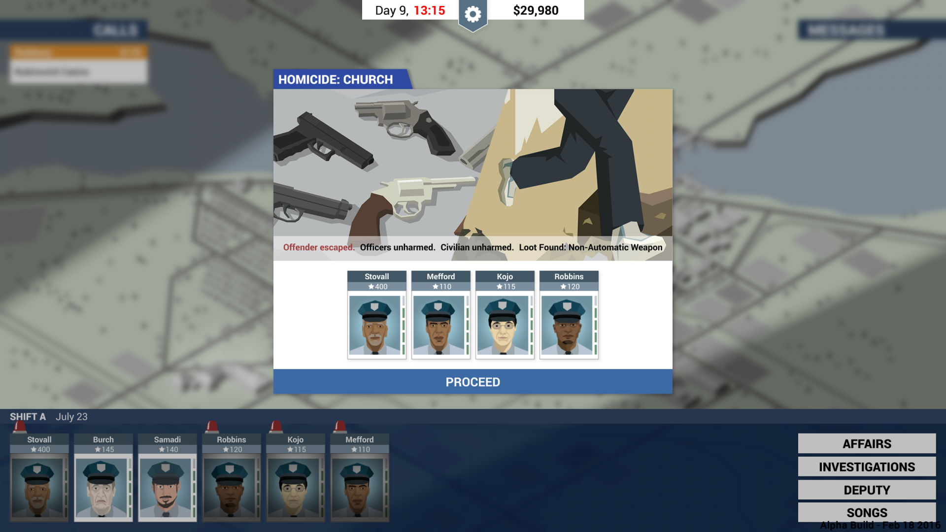 Strategy Adventure Game This Is the Police Coming This Summer