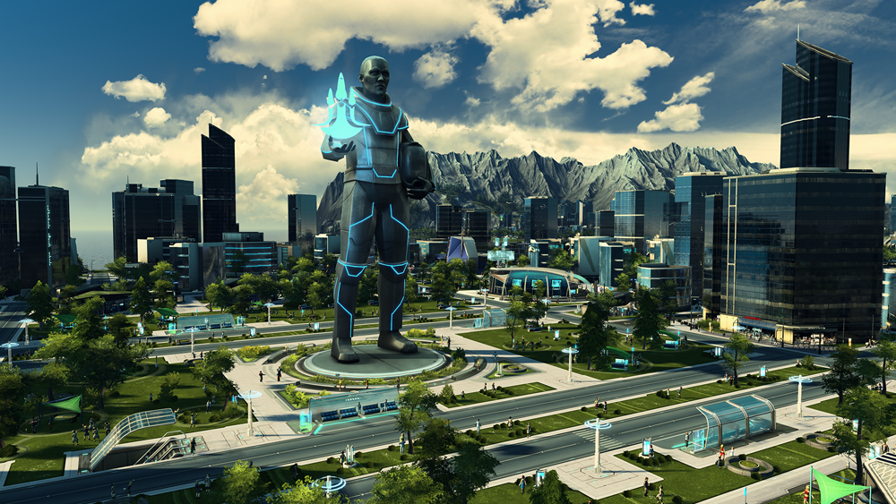 New Anno 2205 Content Available