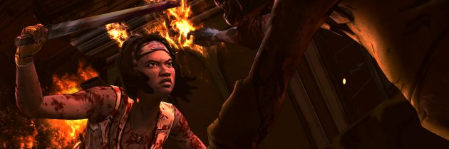 The Walking Dead: Michonne Finale Hits Next Week