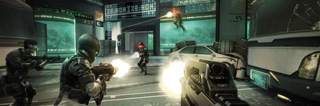 Ghost in the Shell: Stand Alone Complex First Assault Online Free To Play This Weekend