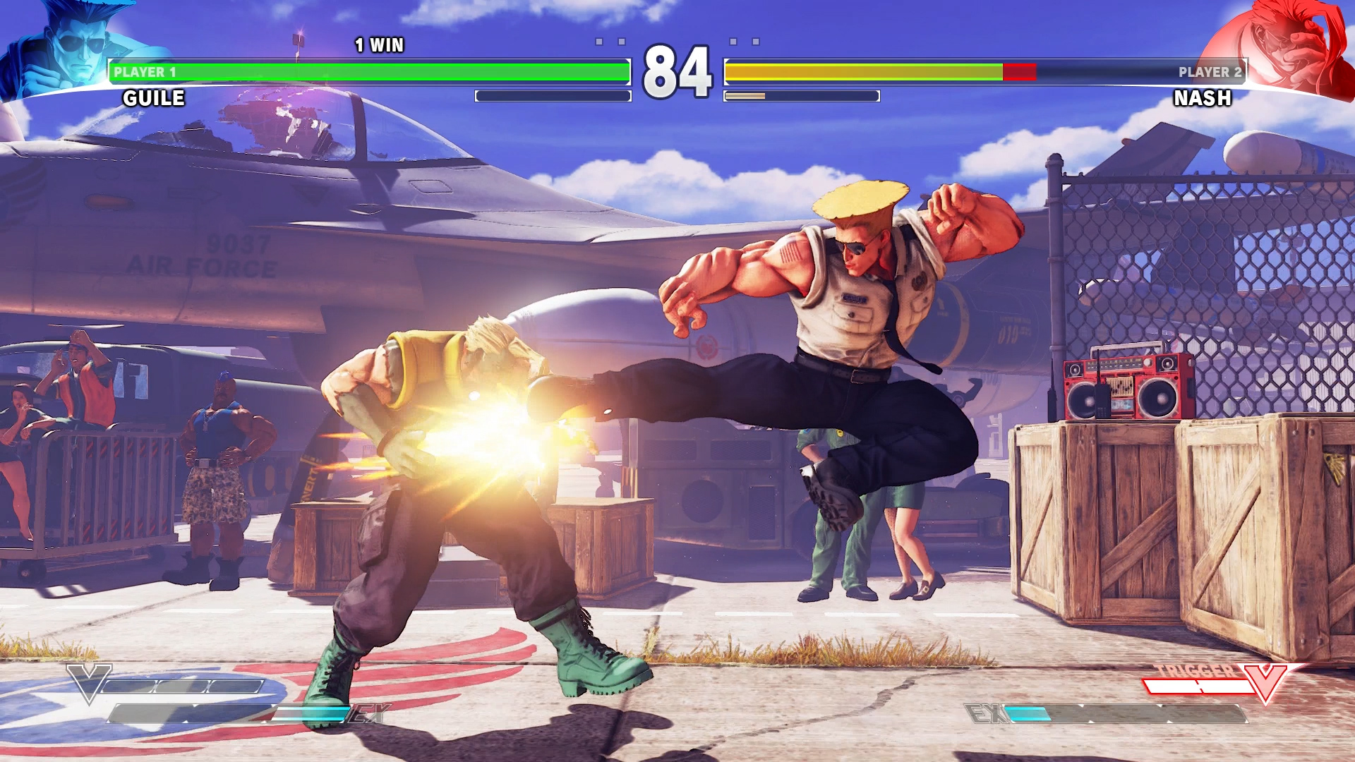 A Familiar Face Returns To Street Fighter V