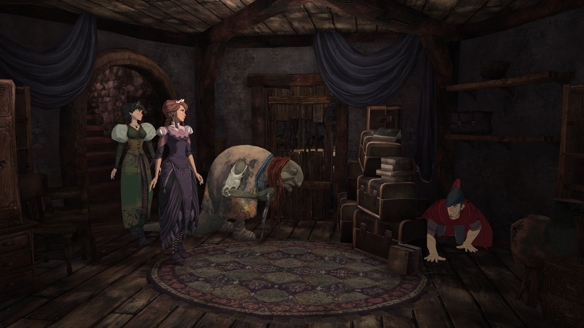 Third Episode Of King's Quest Now Available For Download