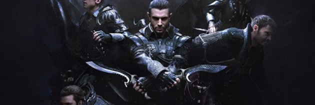 Sean Bean Attends UK Premiere of Kingsglaive: Final Fantasy XV