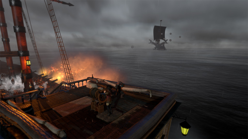 Man O' War: Corsair Now Available For PC