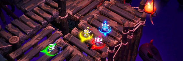 Beta Announced For Super Dungeon Bros