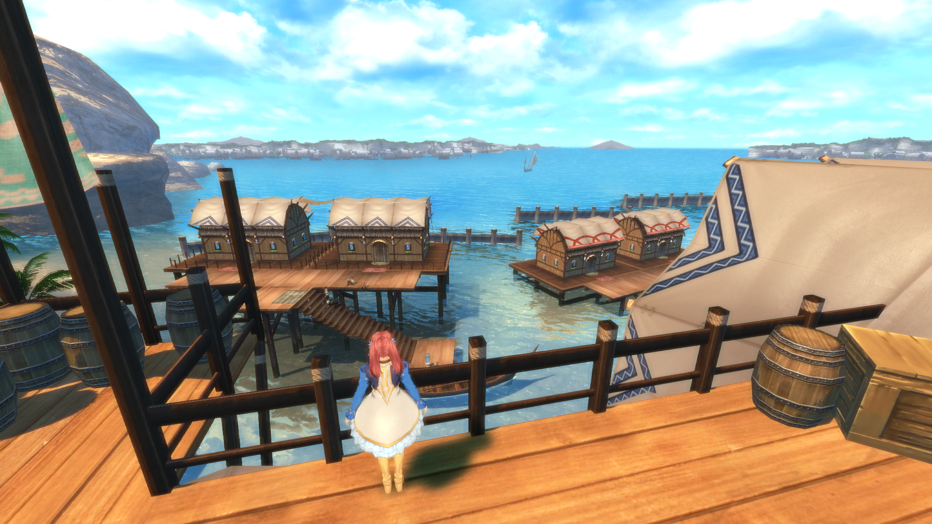 New Tales Of Berseria Details Surfaces