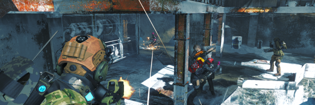 New Umbrella Corps Map And Enemies Revealed