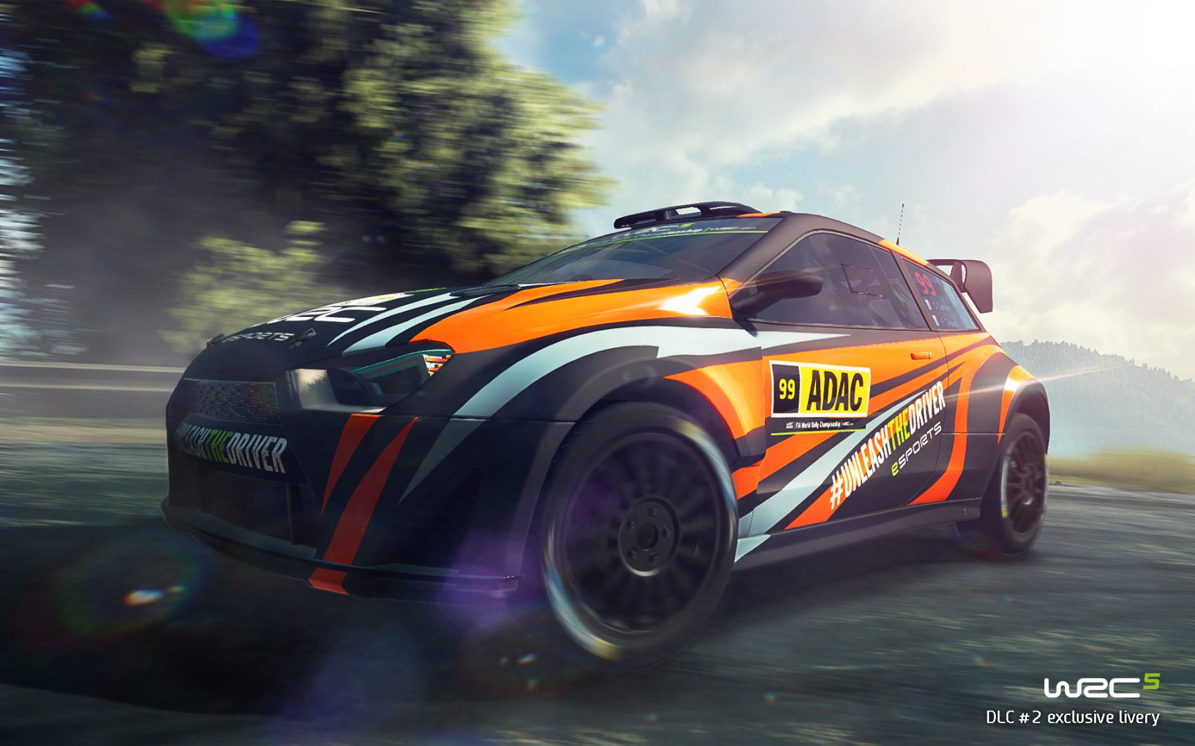 WRC 5 eSports Edition Now Available For Current Gen-Consoles