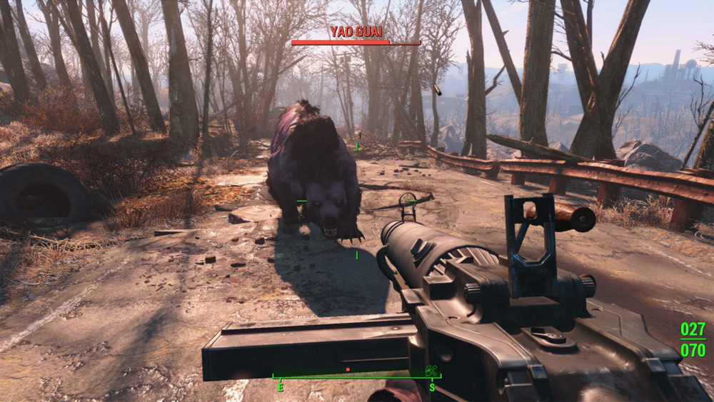 Fallout 4 Wasteland Workshop Trailer