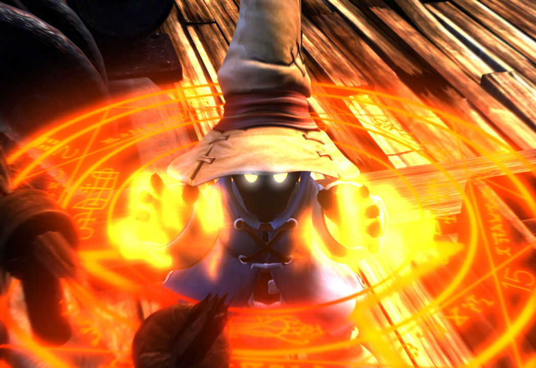 Defend Gaia Once Again as Final Fantasy IX Comes to PC