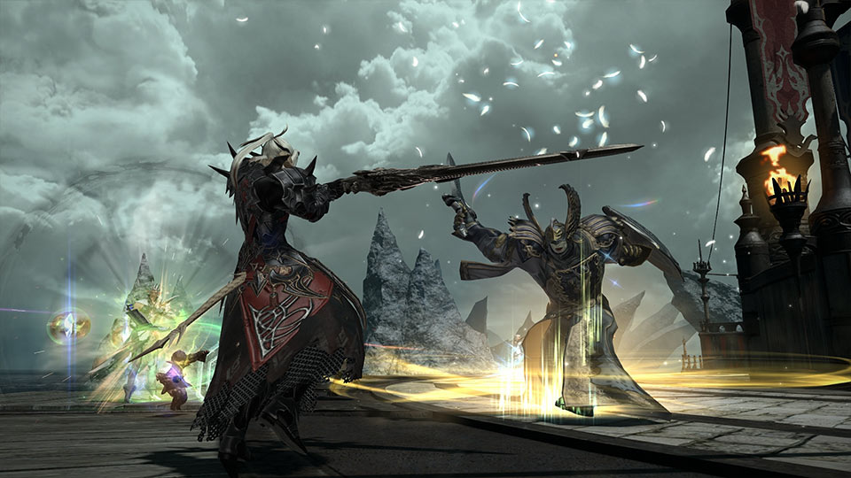 Join The Feast with Final Fantasy XIV's New PvP Arena