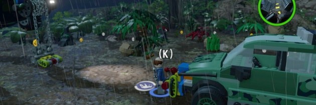 Lego Jurassic World Invades Mobile Devices