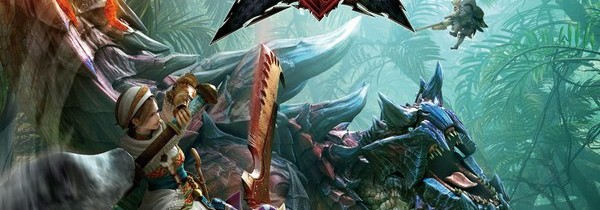 Monster Hunter Generation Launches With July Release Date for Europe