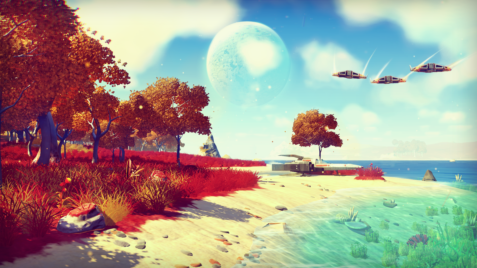No Man's Sky: Music for an Infinite Universe album from 65daysofstatic