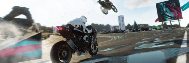 Ubisoft Brings Stunts To The Crew