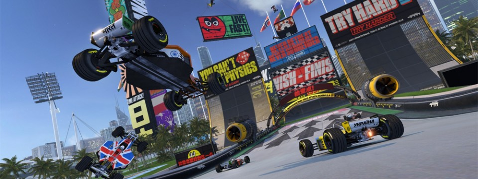 Review: TrackMania Turbo