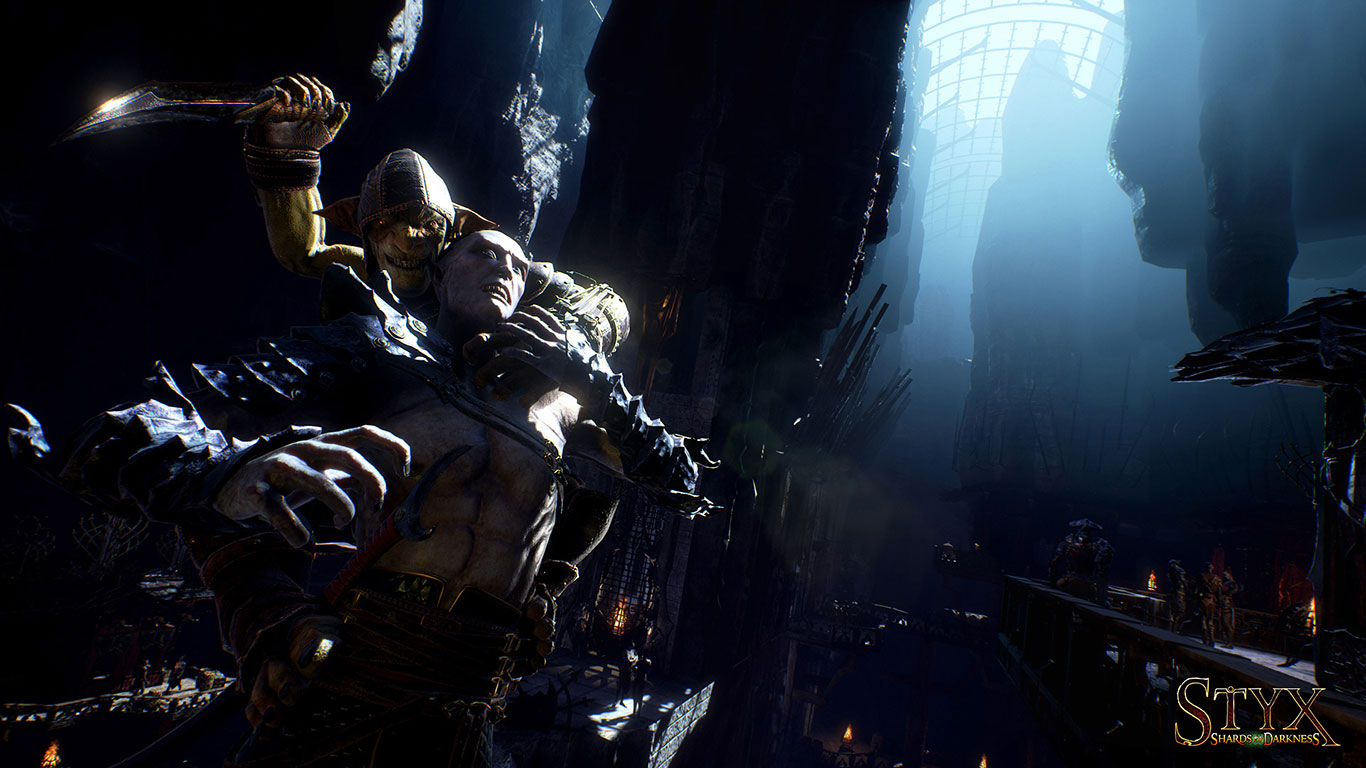 New images reveal more of Styx: Shards of Darkness