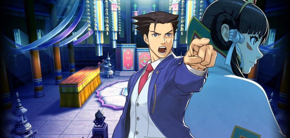 Ace Attorney 6 is finally coming to the West!