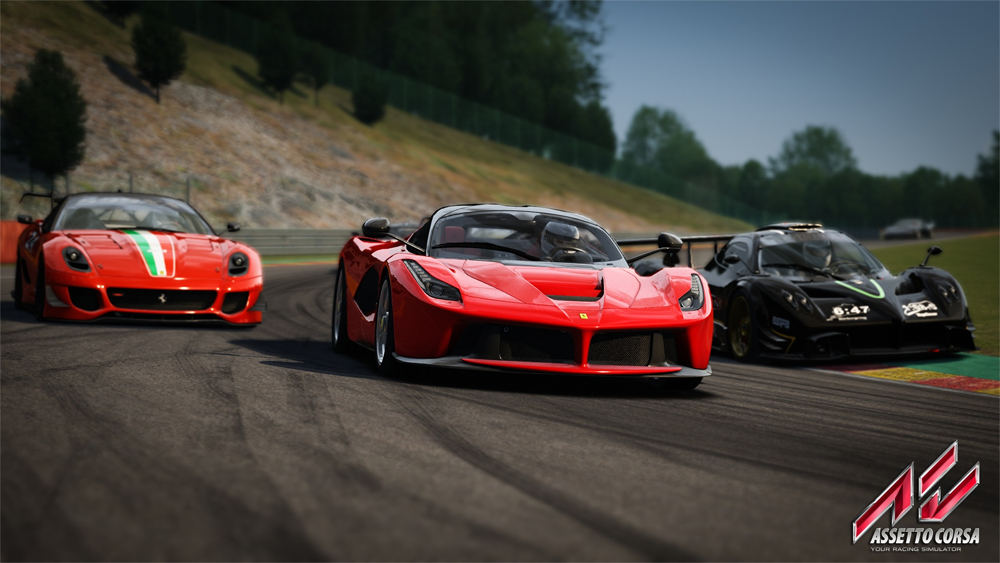 Assetto Corsa Now Available