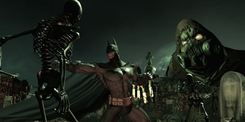 Return To Arkham This Summer