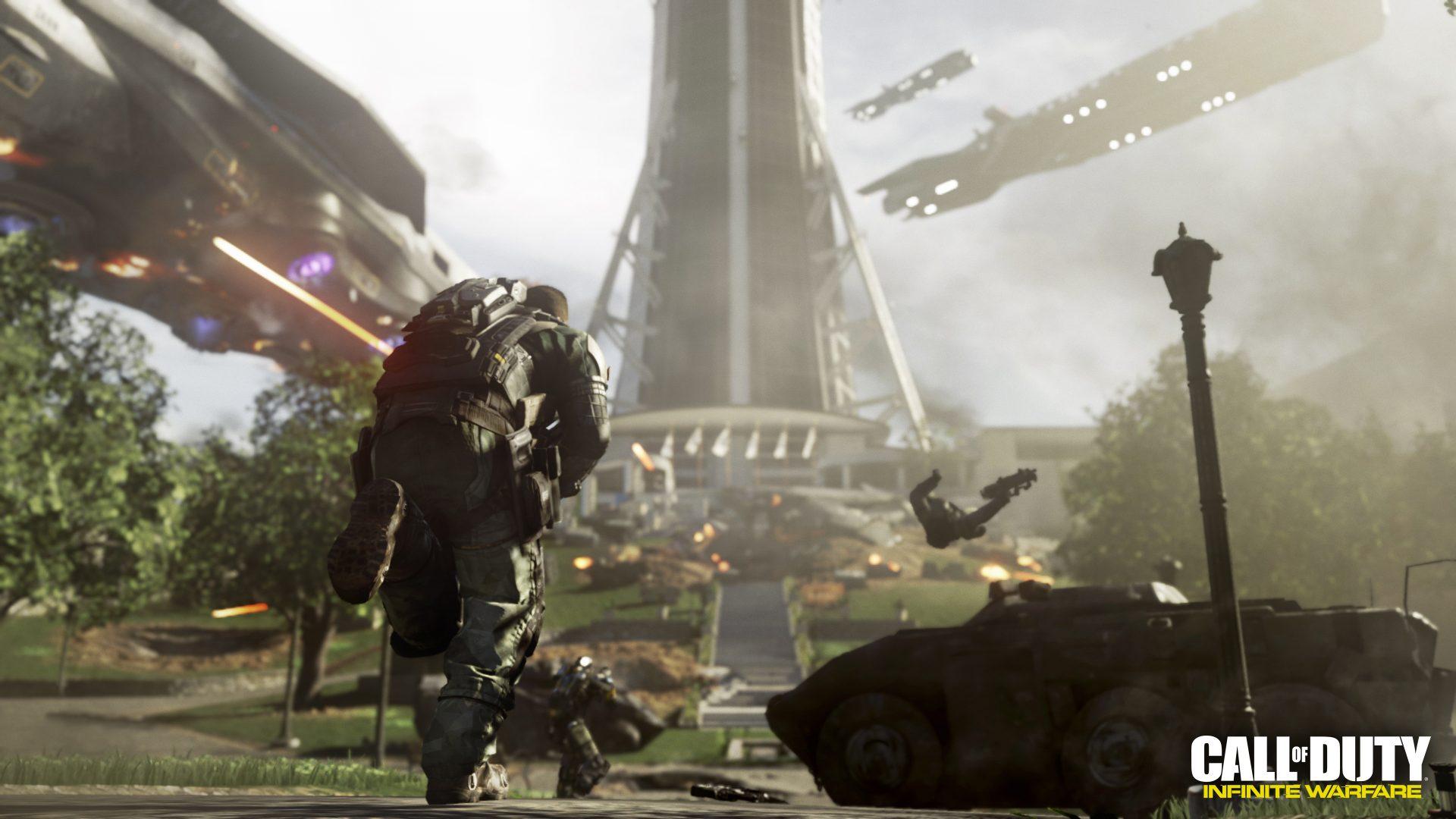 New Call Of Duty Infinite Warfare Multiplayer Trailer