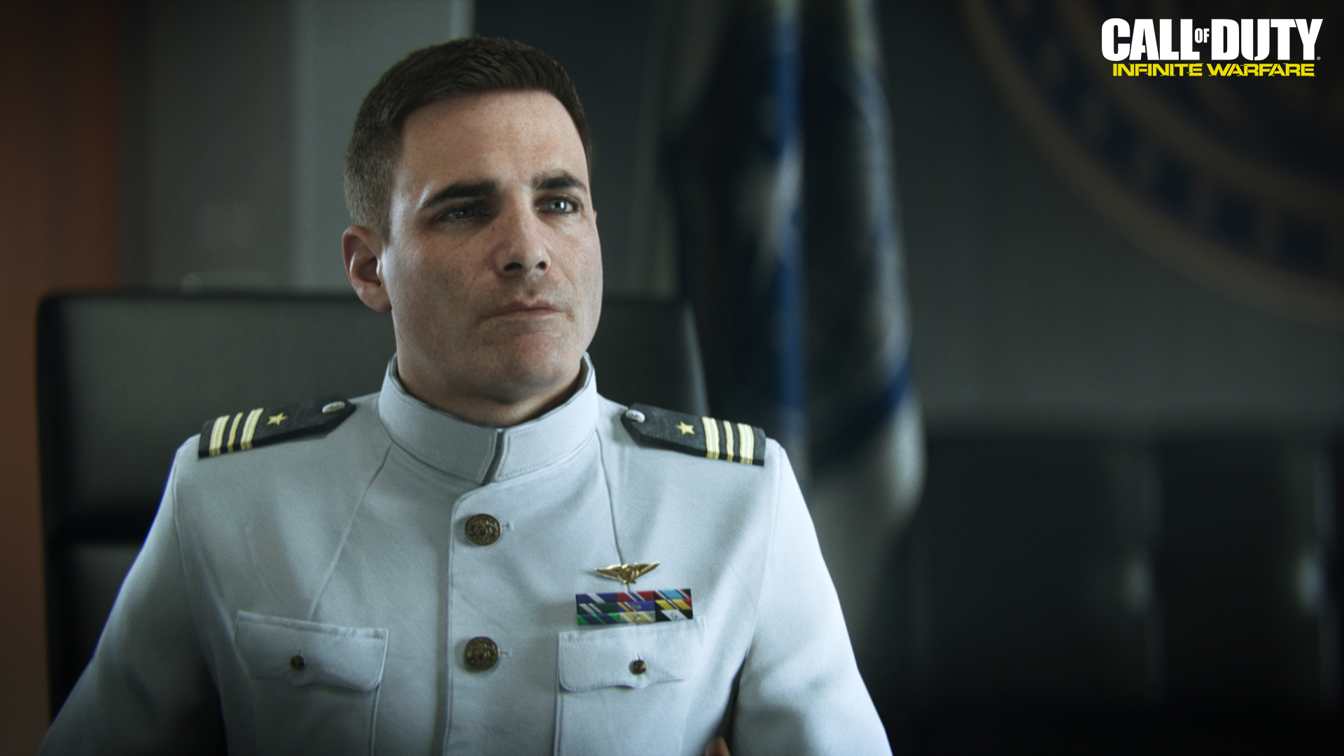 Captain Reyes Trailer for Call of Duty: Infinite Warfare