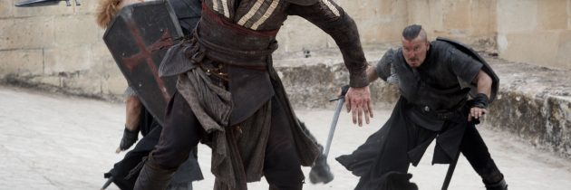 Here's Our First Look at that Assassin's Creed Movie