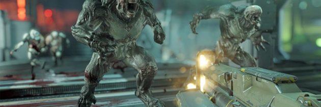 Doom Gets Nintendo Switch Release Date