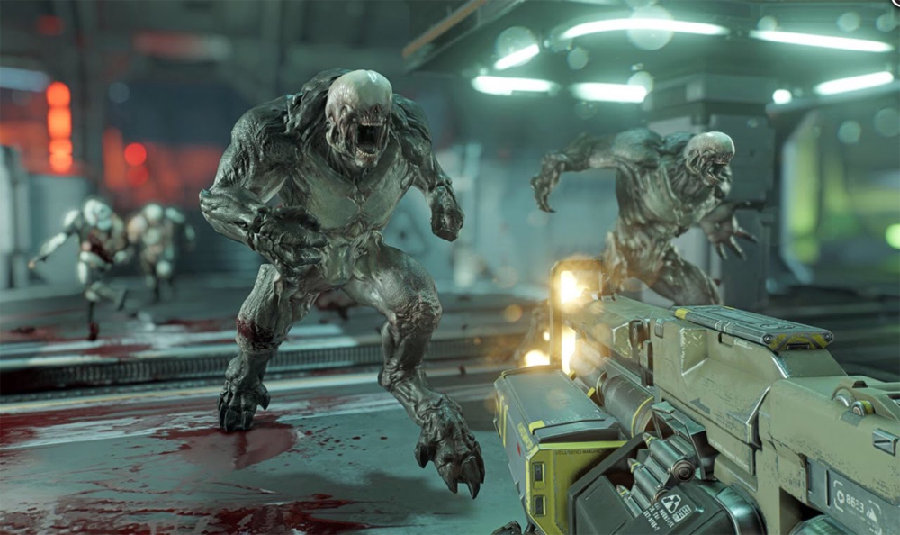 Free Content Coming To Doom This Month