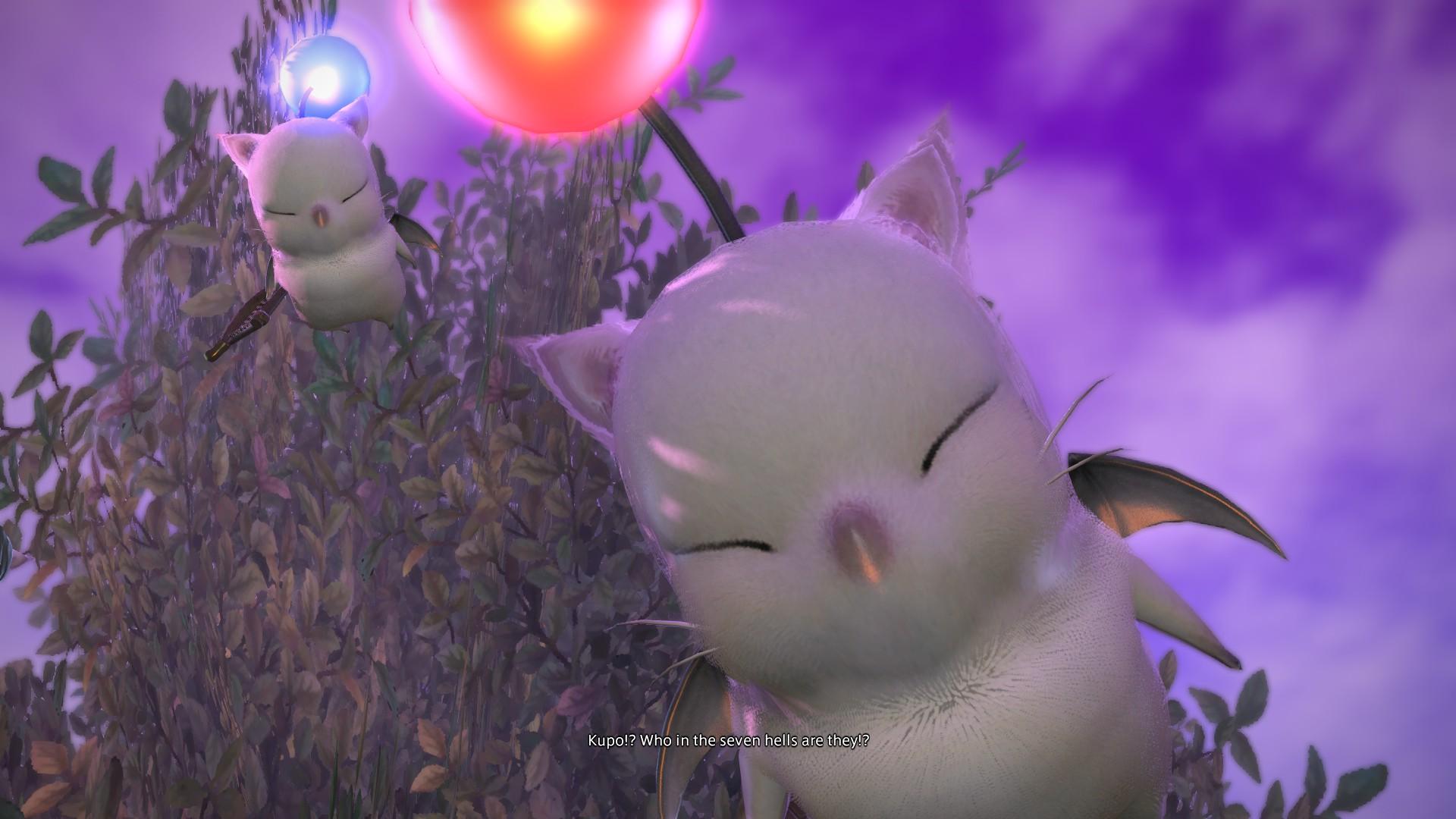 O2 customers in UK get free Final Fantasy 14 goodies