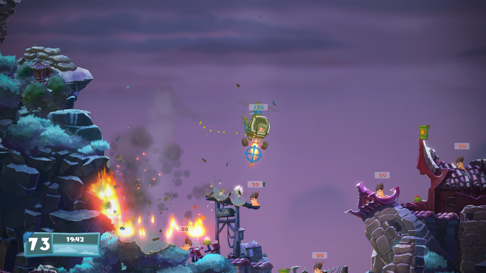 Worms W.M.D Coming To Retail This Year