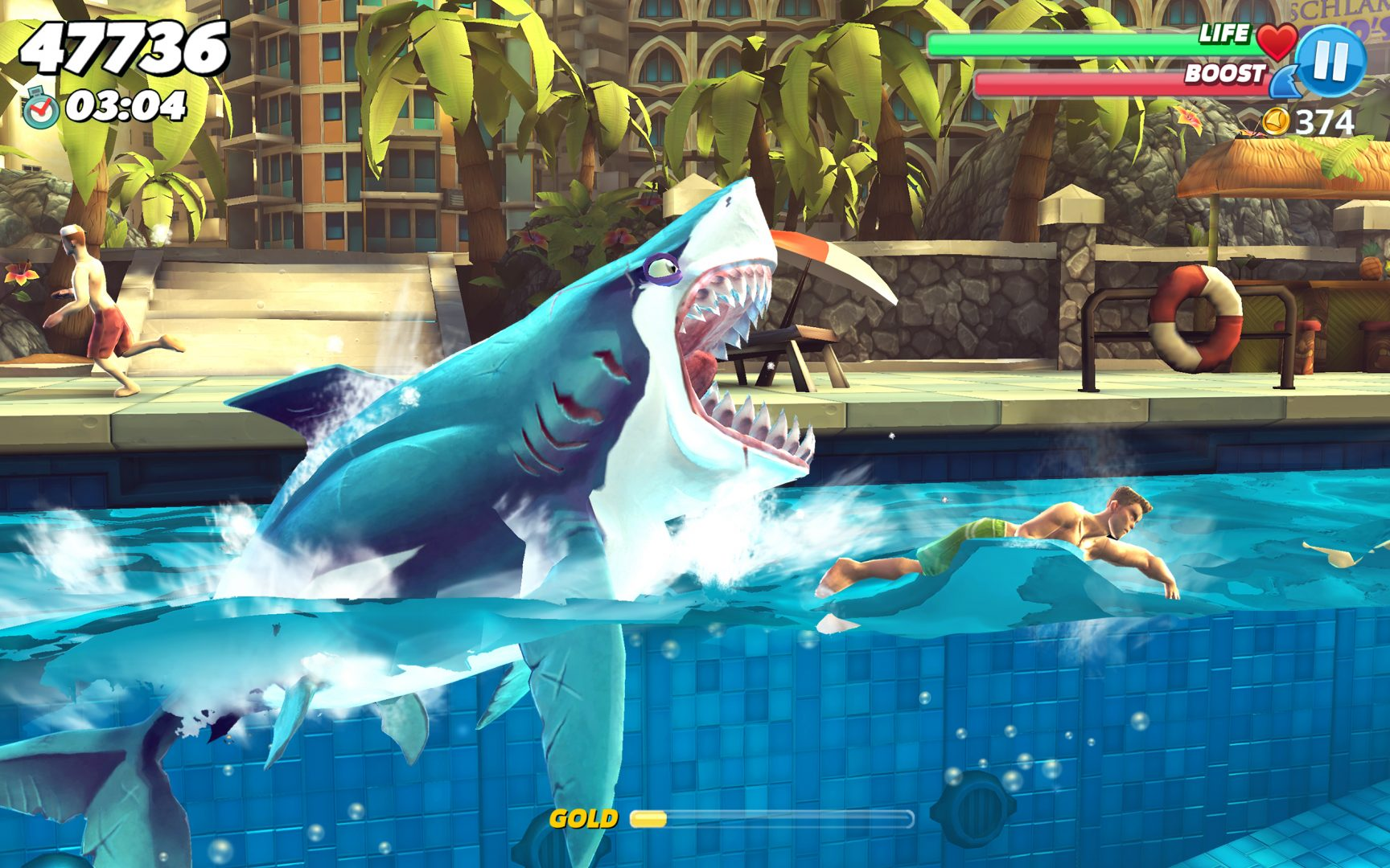 Hungry Shark World Swims to Mobile Devices