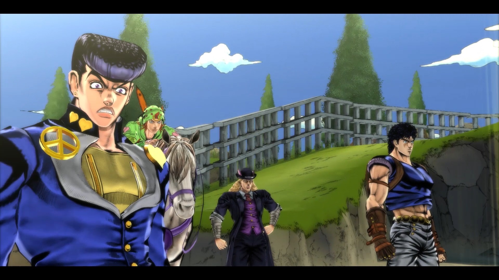 Jojo's Bizarre Adventure: Eyes Of Heaven Demo Now Available