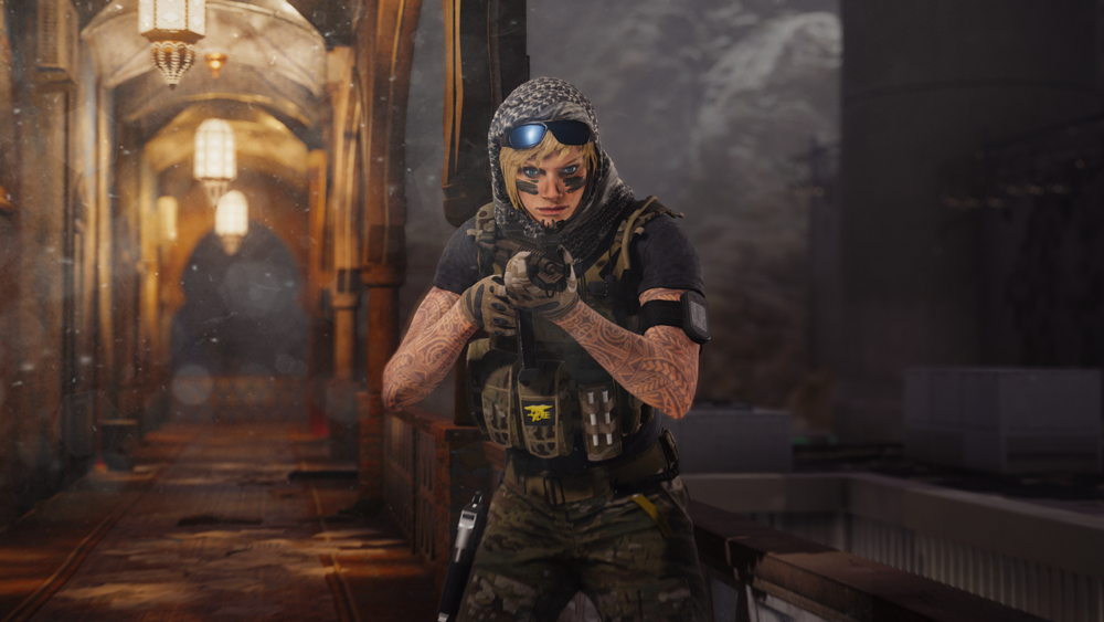 New Operators Coming To Rainbow Six This Week