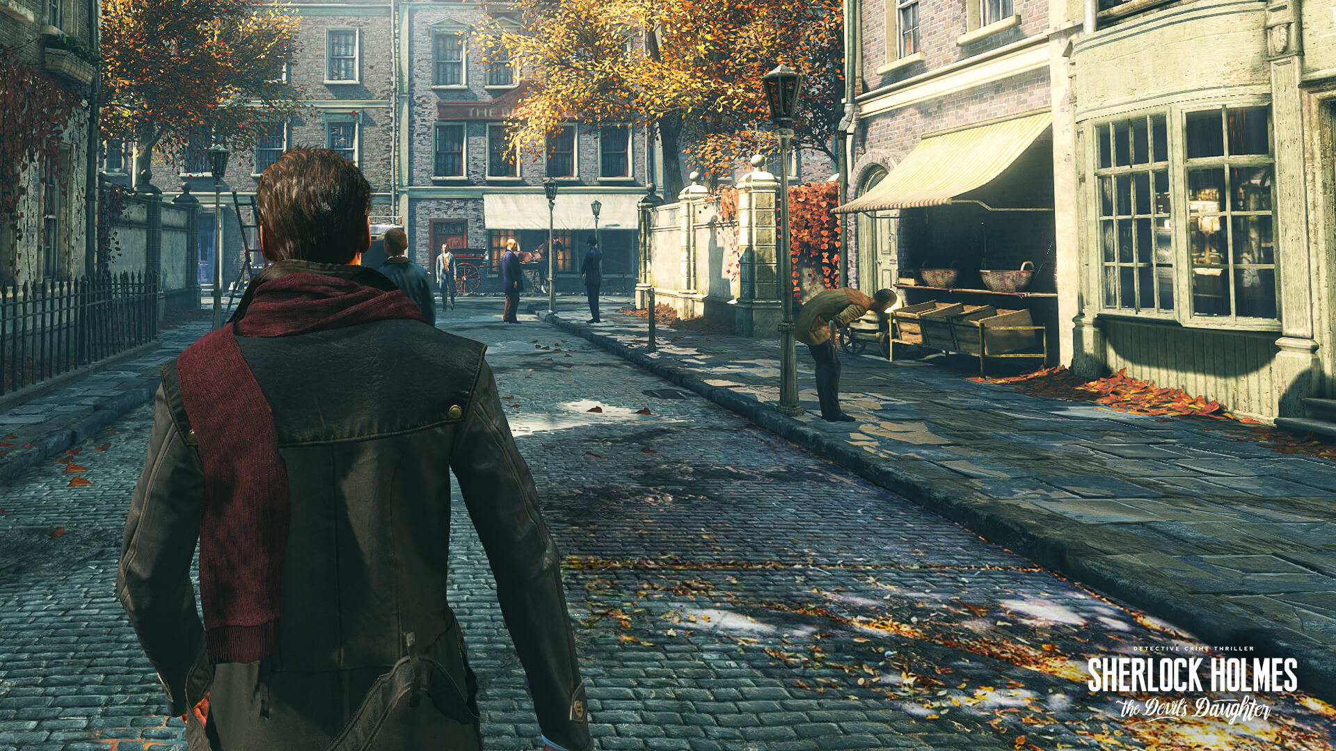 New Gameplay Trailer For Sherlock Holmes: The Devil's Daughter