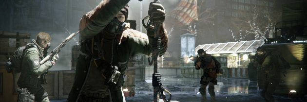 Conflict is rife in the Tom Clancy's The Division Update trailer